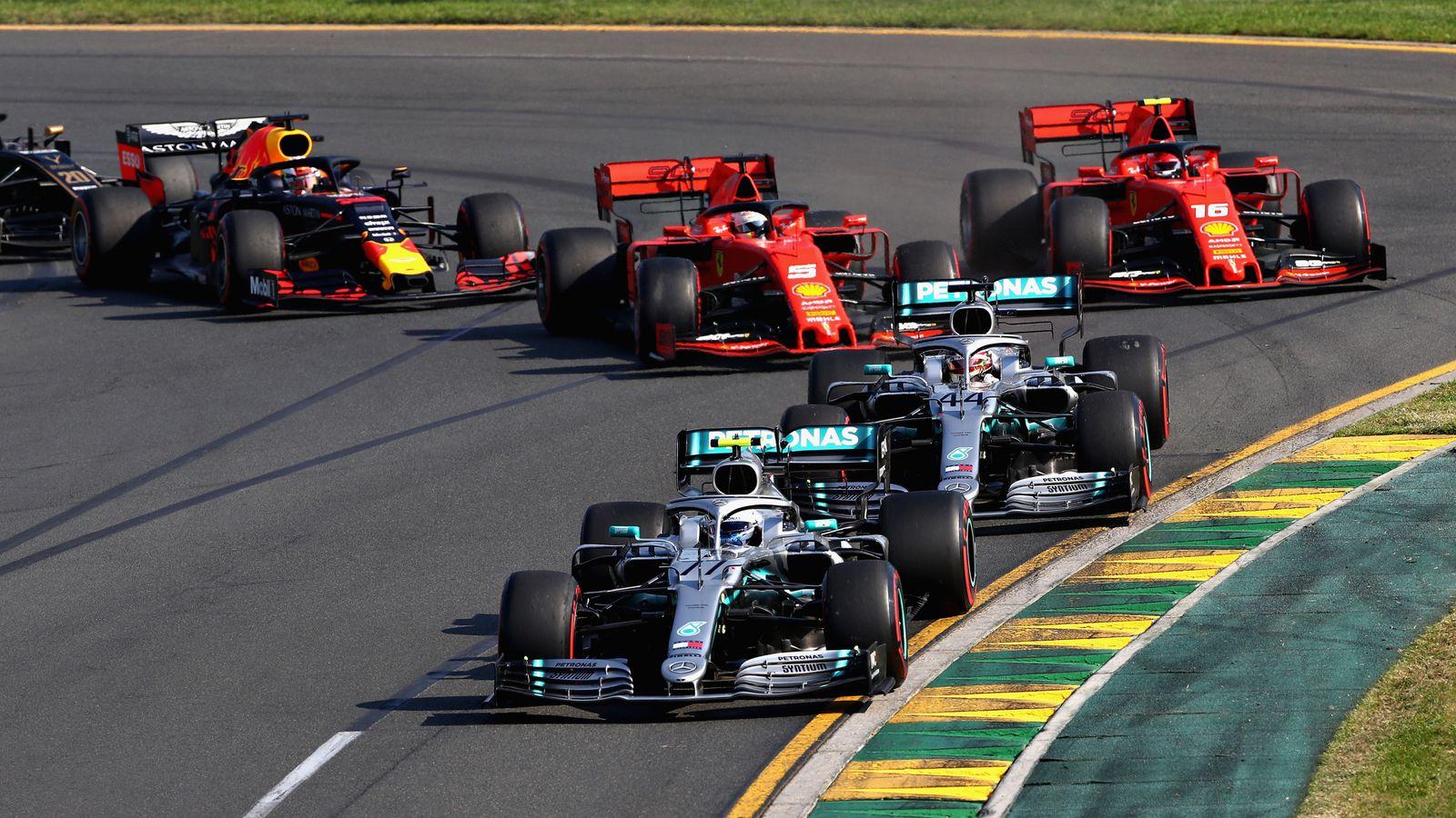 F1 2020 Australian Gp To Open Next Season On March 15