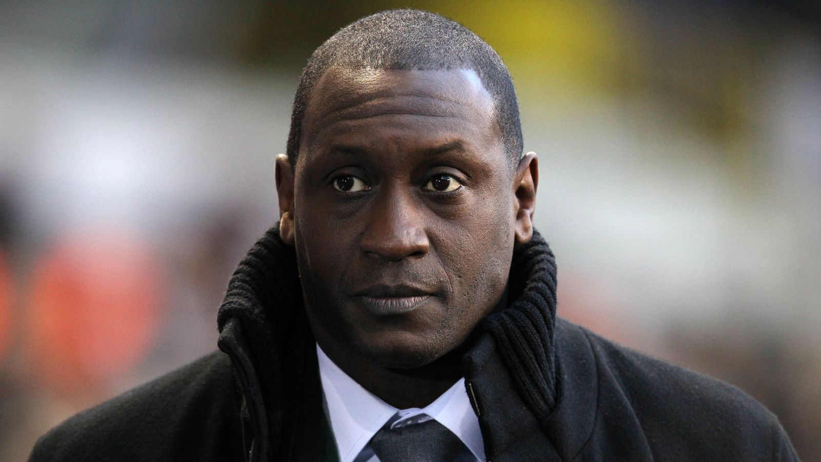 Emile Heskey: Former striker chased from Leicester game in racist incident as young player - Sky Sports