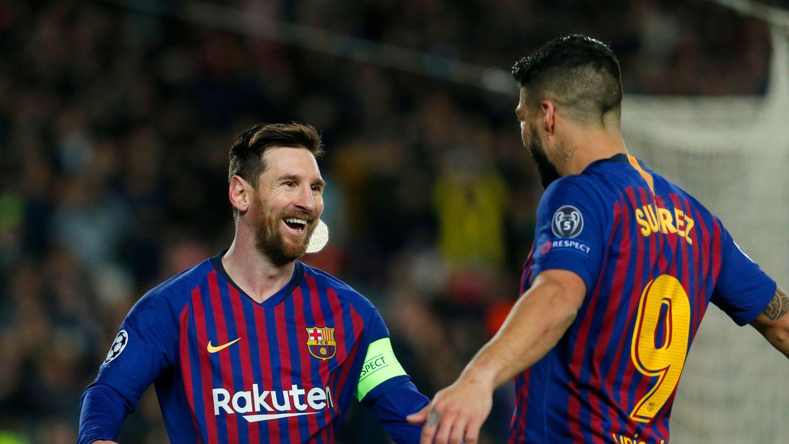 Messi Ballon d'Or snub would be strange - Valverde | FOX ...  |Lionel Messi