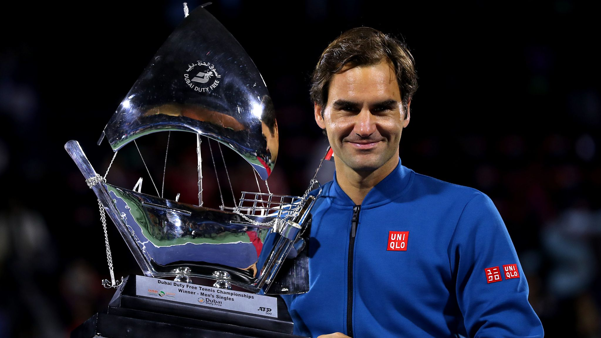 Roger Federer can break Jimmy Connors' mark of 109 titles, says