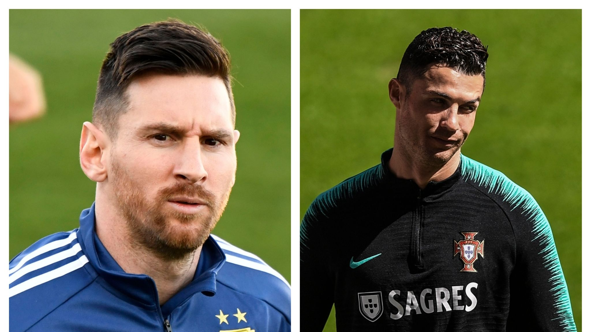 a7a23e5eba4 Lionel Messi and Cristiano Ronaldo return to international scene for first  time since 2018 World Cup