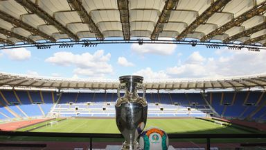 The opening match of the Euro 2020 finals takes place at the Stadio Olimpico in Rome on June 11, 2021