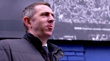 Everton hero Farrelly reflects on 1998