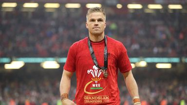 Gareth Anscombe has delivered a message to the Welsh Rugby Union
