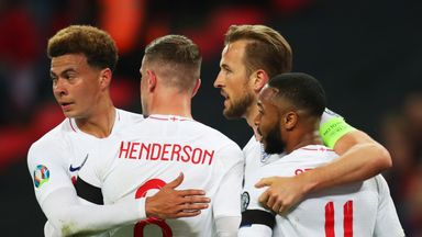 'England have no weaknesses'