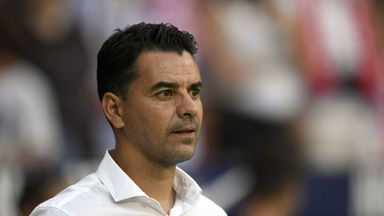 MIchel has been sacked by Rayo Vallecano after two seasons in charge