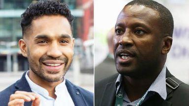BAME coach duo make history with Guyana