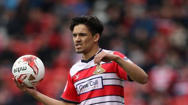 Doncaster cancel Mason contract