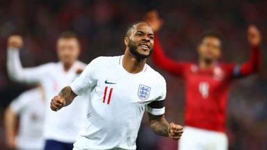 Kane: Sterling is incredible