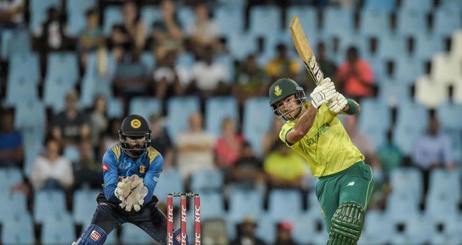 South Africa whitewash Sri Lanka as Dwaine Pretorius hits 77 not out