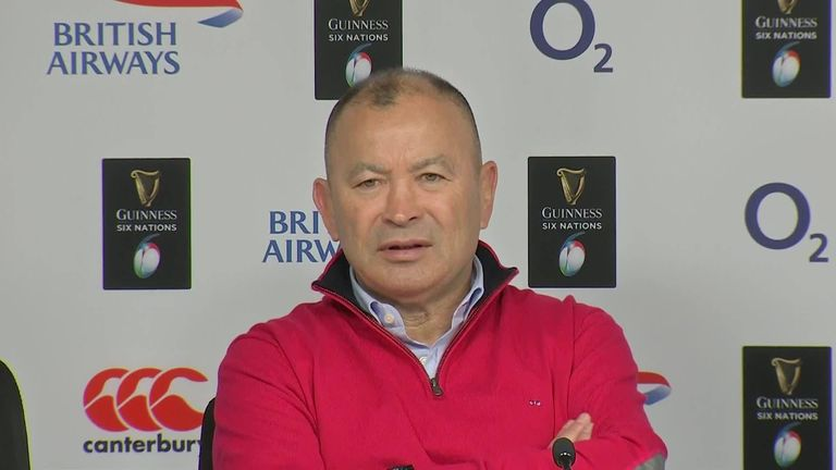 England head coach Eddie Jones says his team lost control of the game against Scotland as the Calcutta Cup match ended in a 38-38 draw