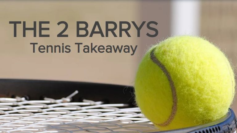 Jamie Murray joins Barry Cowan and Barry Millns on the latest edition of their podcast