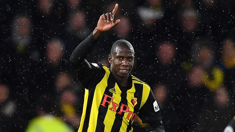 Abdoulaye Doucoure has reportedly been subject to a bid from Everton