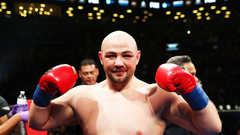 Adam Kownacki has vowed to become Poland's first world heavyweight champion