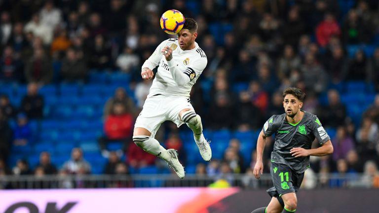 Adnan Januzaj scored Real Sociedad's opener