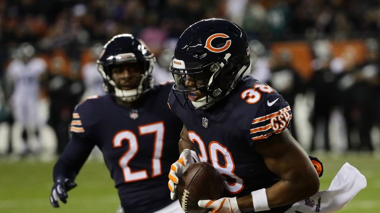 Adrian Amos joins the Packers from NFC North rivals the Chicago Bears