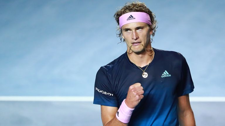 Alexander Zverev reached his first final of 2019 by seeing off Britain's Cameron Norrie