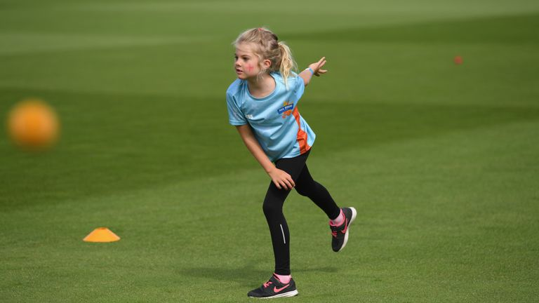All Stars is a program the ECB created to give kids aged five-eight their first taste of cricket
