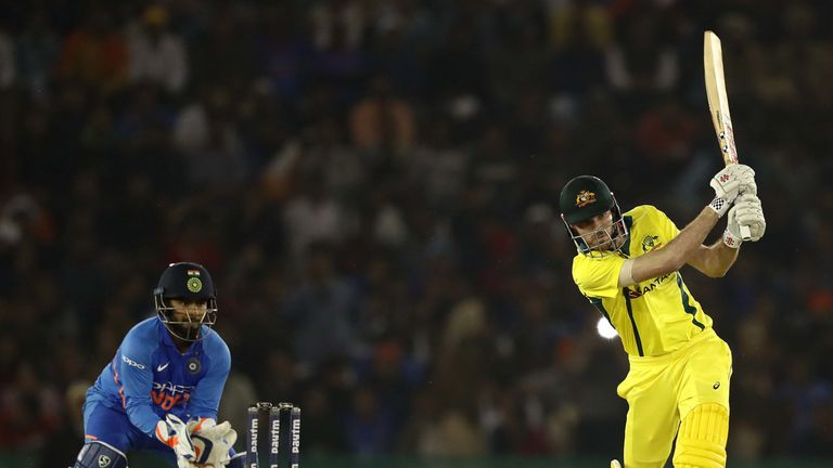India scores 358/9 in fourth ODI against Australia, Dhawan scores a ton