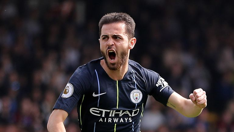 Bernardo Silva has been an integral part Pep Guardiola's City team this term