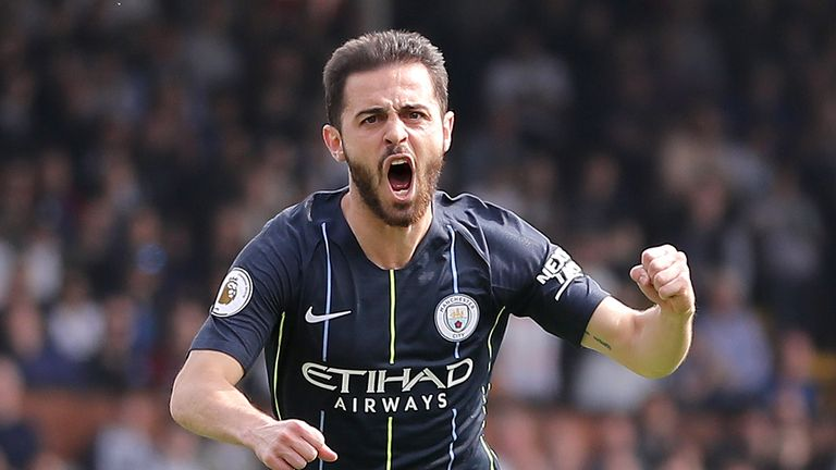 Bernardo Silva expects the Manchester derby to be a title decider