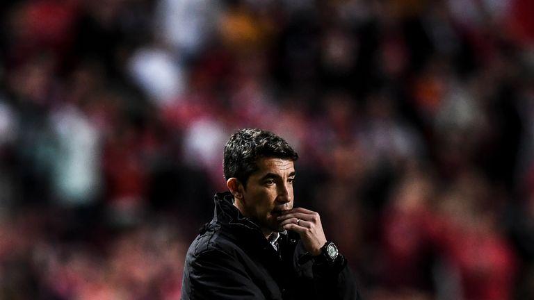 Bruno Lage was pleased with Adel Taraabt's display against Tondela