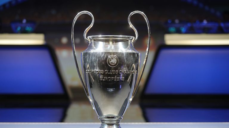 Could the Champions League trophy be lifted by an English club for the first time since 2012?