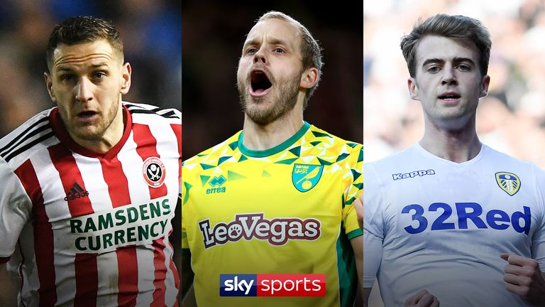 Follow the Championship promotion race on Sky Sports