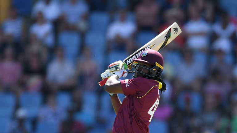 Chris Gayle will be looking to sign off his international career in style