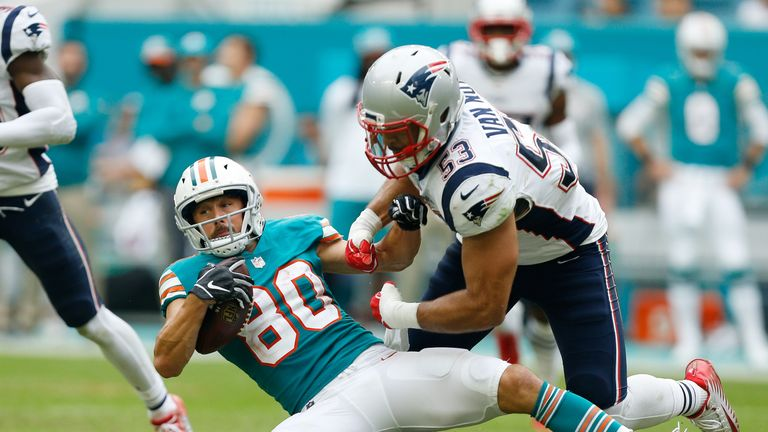 Danny Amendola Released By Dolphins