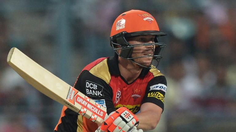David Warner missed the 2018 IPL following his ban for ball-tampering
