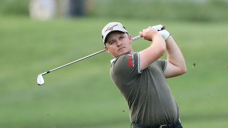Eddie Pepperell impressed at the Players Championship