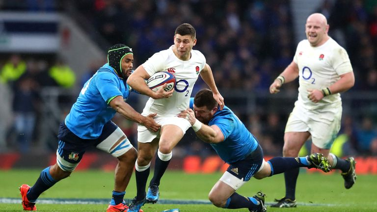 Ben Youngs says England want to produce a ruthless performance against Scotland