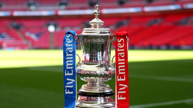 The FA Cup semi-finals will take place at Wembley on the weekend of April 6-7