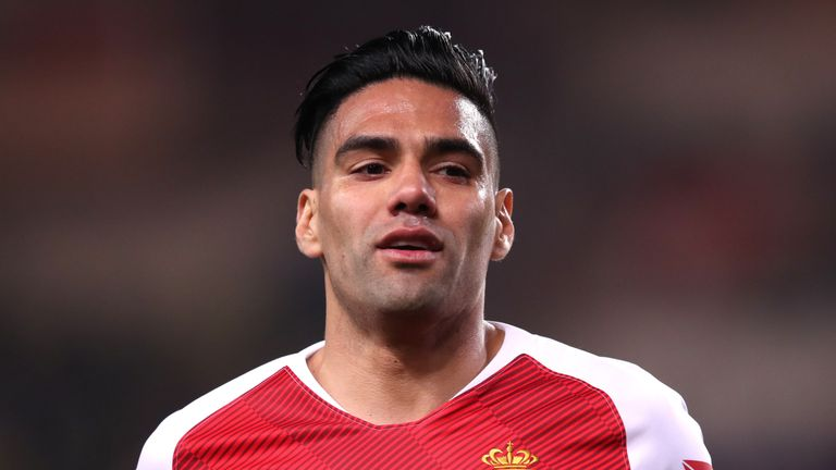 Falcao used his experience to drag Monaco away from trouble.