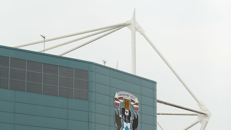 Coventry City could be expelled from the Football League if they cannot find a new home