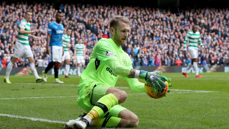 Bain is expected to be Lennon's first-choice 'keeper this campaign