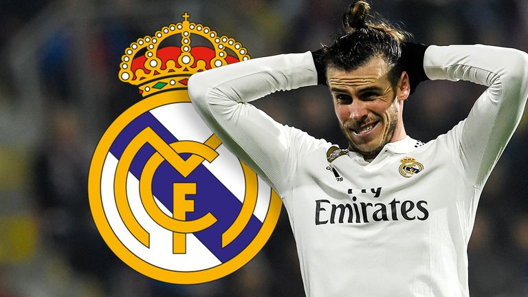 Gareth Bale has previously been linked with Manchester United, Chelsea and his former club Tottenham