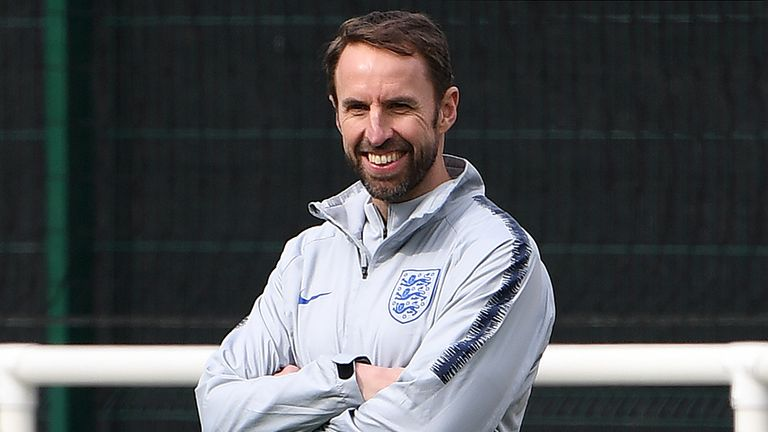 Gareth Southgate says he will have 'no hesitation' in fielding his young stars in Podgorica on Monday night
