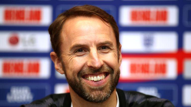 England face Montenegro on Monday night