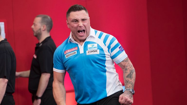 Rob Cross, Gerwyn Price and Michael Smith into UK Open quarter-finals