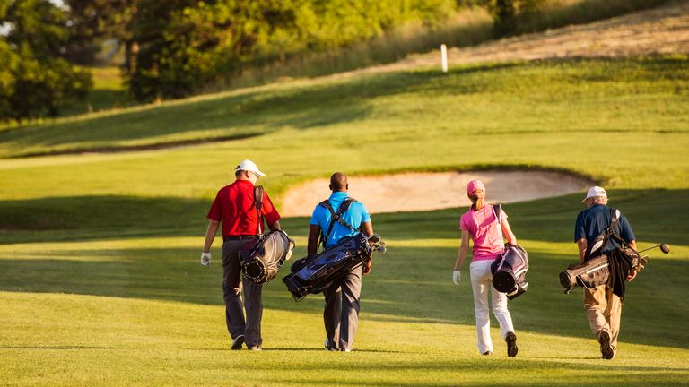 The first Golf and Health Week will take place from April 15-19