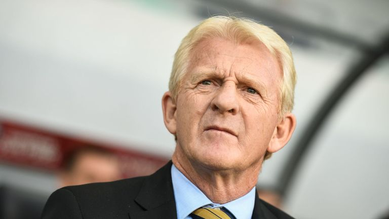 Gordon Strachan set to become Dundee technical director
