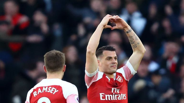 Arsenal's defeat of Manchester United gave their top four bid a major boost