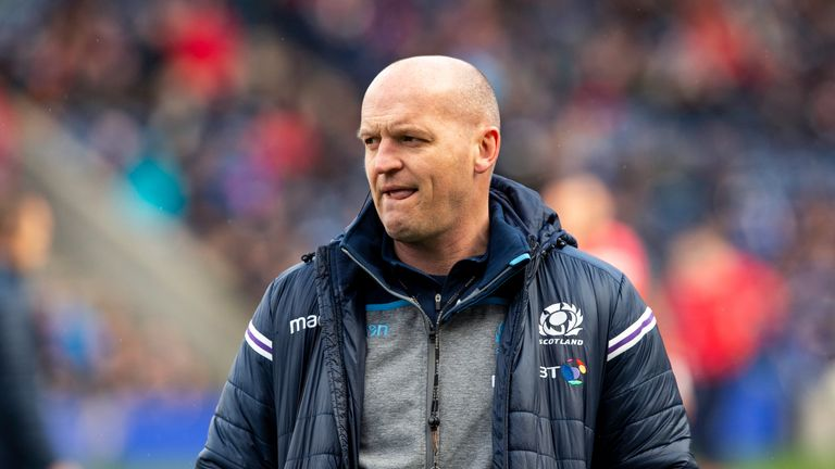 Gregor Townsend takes his side to Twickenham looking for a first win their since 1983