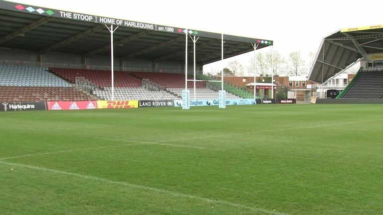 Harlequins aim to set new attendance record in women's club rugby
