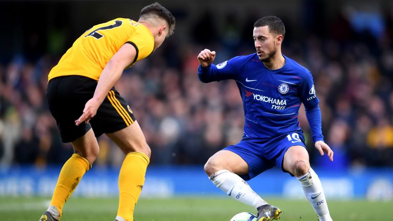 Poyet wonders why Real Madrid did not sign Eden Hazard last summer