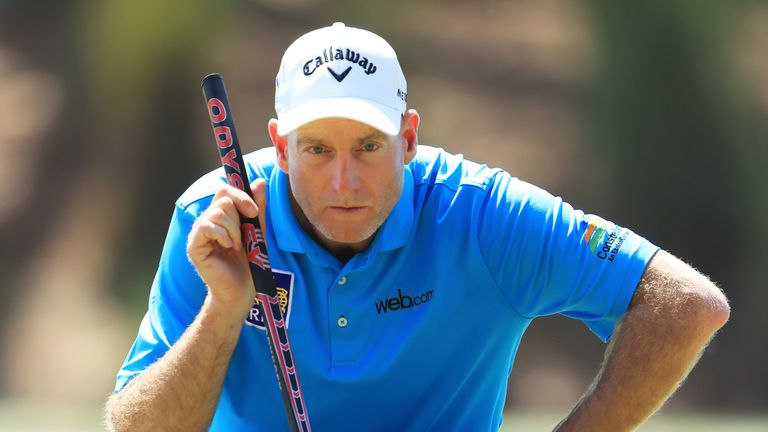 Jim Furyk finished second at The Players for the second time