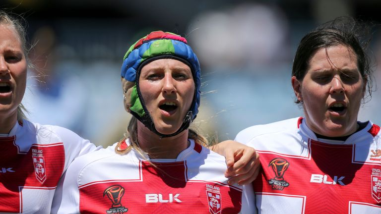 """""""When you pull on that shirt and you sing the national anthem, you sort of realise that all your hard work has paid off,"""" says Cunningham"""