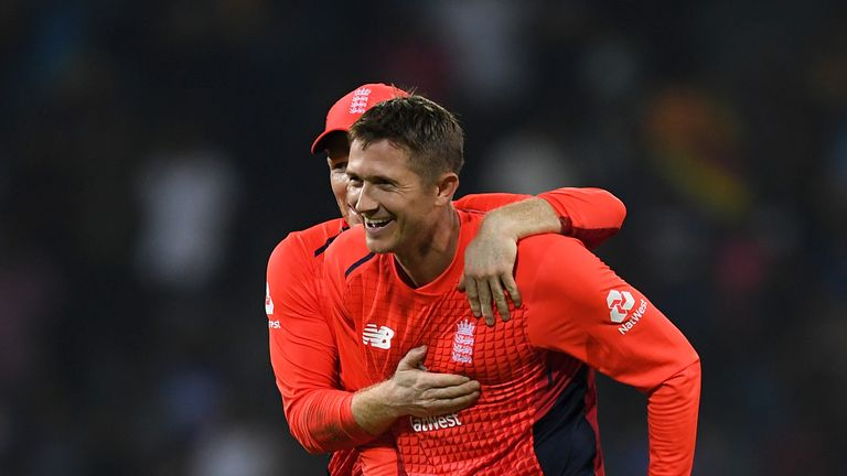 Joe Denly's form for Kent in 2018 earned him an England recall and an IPL deal